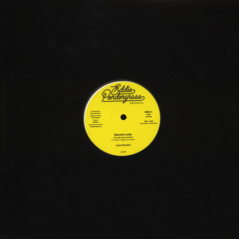 Love Cryme - Electric Lady / Under The N Fluence