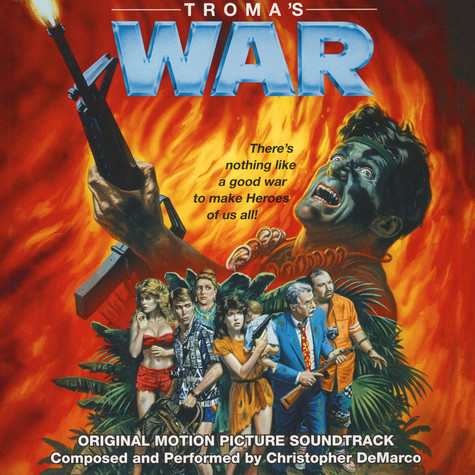 Chris DeMarco - OST Troma's War Colored Vinyl Edition