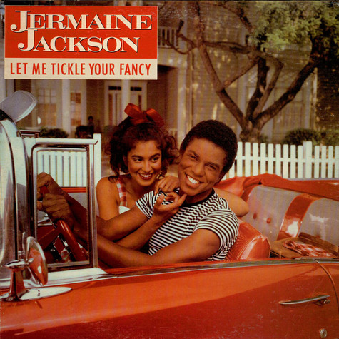 Jermaine Jackson - Let Me Tickle Your Fancy
