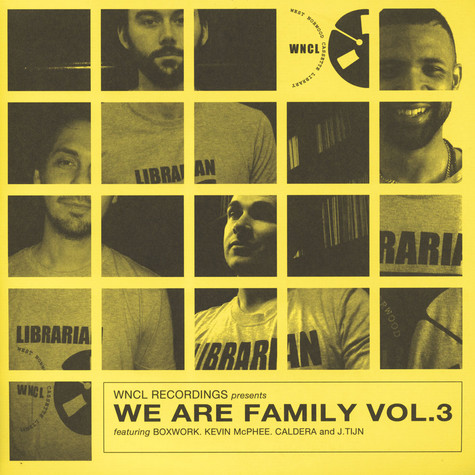 V.A. - We Are Family Volume 3 EP