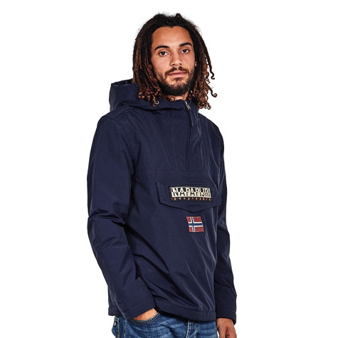 Hhv blu Jacket Marine Napapijri Rainforest Winter n0qSzzX