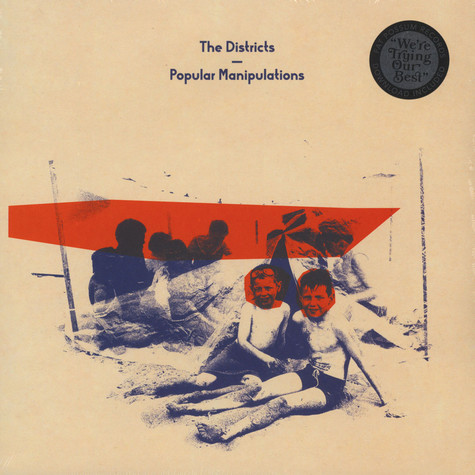 Districts, The - Popular Manipulations Black Vinyl Edition