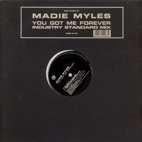 Maydie Myles - You Got Me Forever