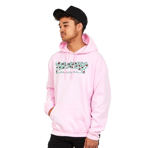 Thrasher - Roses Pullover Hoodie
