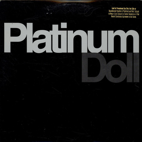 Platinum Doll Feat P.Y. Anderson - Believe In A Brighter Day
