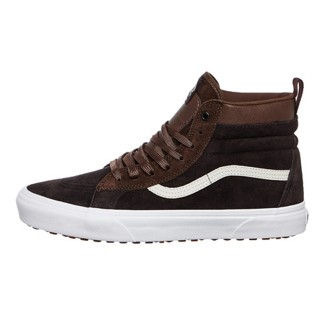 8fbdc42c6e8 Vans - UA SK8-Hi MTE (Dark Earth   Seal Brown)