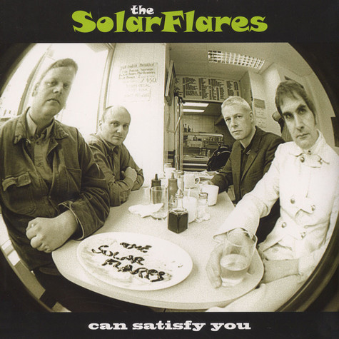 Solarflares, The - Can Satisfy You