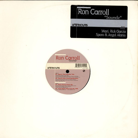 Ron Carroll - Soundz