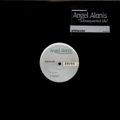 Angel Alanis - Subsequential Life