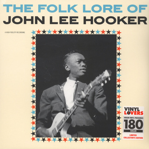 John Lee Hooker - The Folk Lore Of