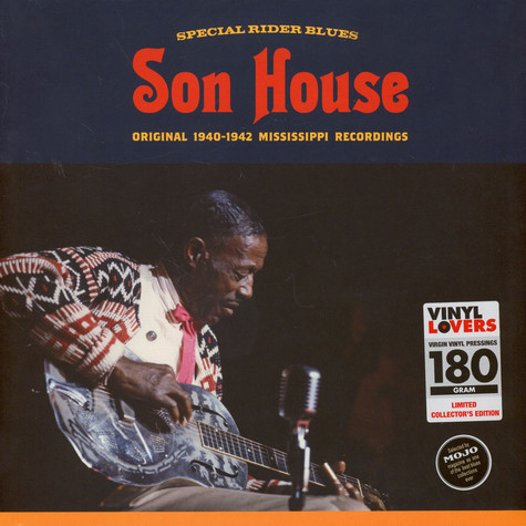Son House - Special Rider Blues (Original 1940-1942 Mississippi Recordings)