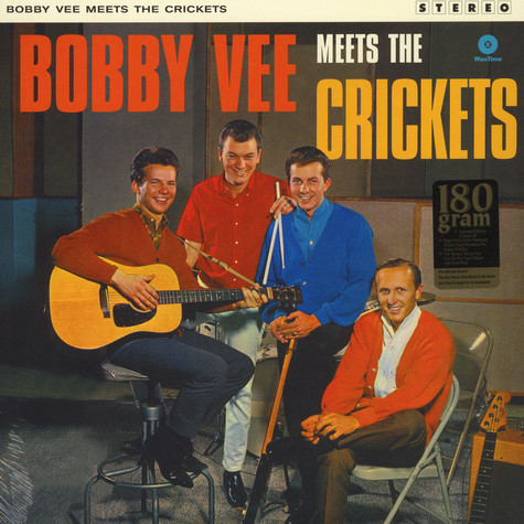 Bobby Vee - Meets The Crickets