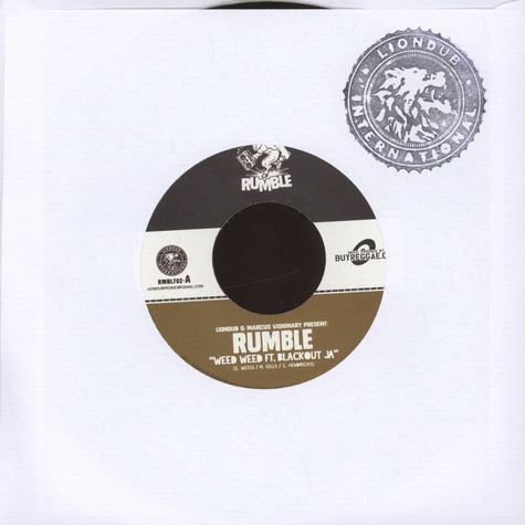 Rumble - Weed Weed Feat.Blackout Ja