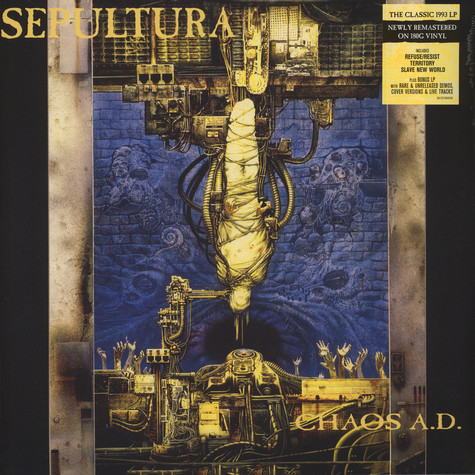 Sepultura - Chaos A.D. Expanded Edition