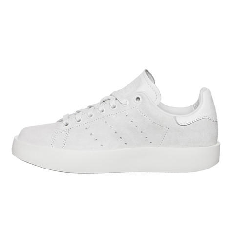 adidas - Stan Smith Bold W (Crystal White   Crystal White   Off ... 63f8a8675