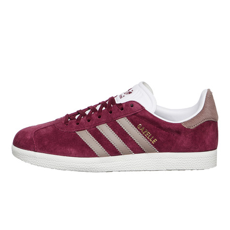 ADIDASGazelle W COLLEGIATE Burgundy/Vapor Grey/footwear WHITE by9357