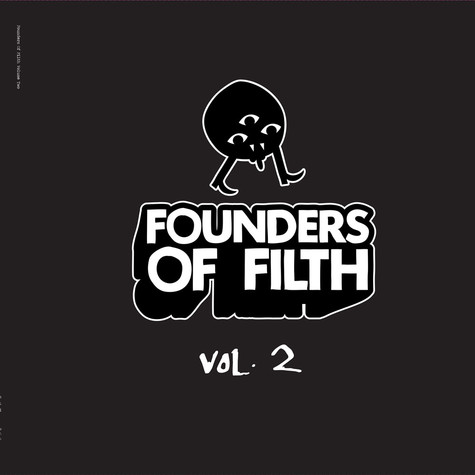 V.A. - Founders Of Filth Volume 2