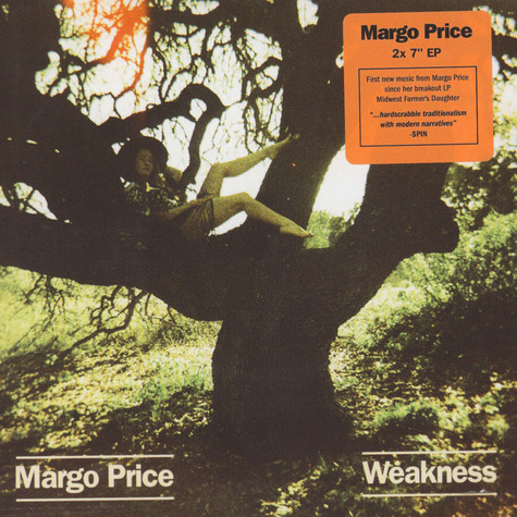 Margo Price - Weakness / Just Like Love (Weakness EP 1/2)