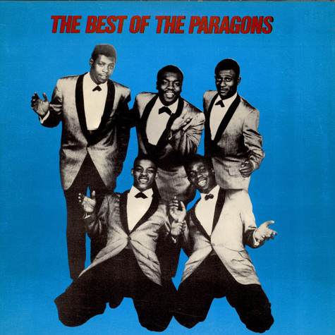 Paragons, The - The Best Of The Paragons