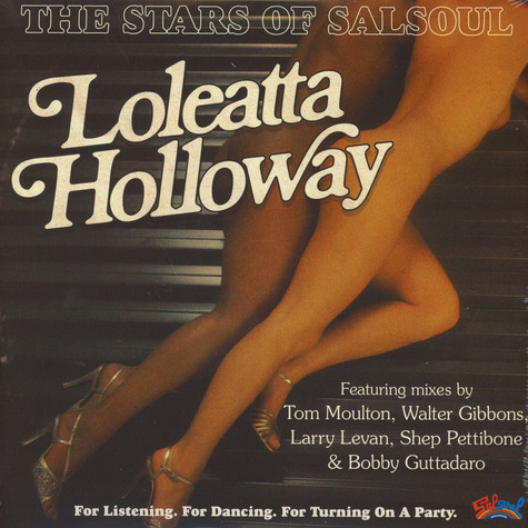 Loleatta Holliway - The Stars Of Salsoul