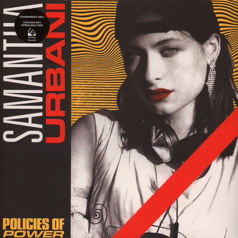 Samantha Urbani - Policies Of Power EP Colored Vinyl Edition