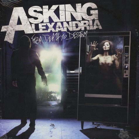 Asking Alexandria - From Death To Destiny Colored Vinyl Edition