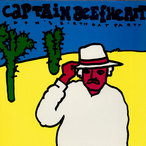 Captain Beefheart And The Magic Band - Don's Birthday Party