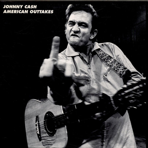 Johnny Cash - American Outtakes
