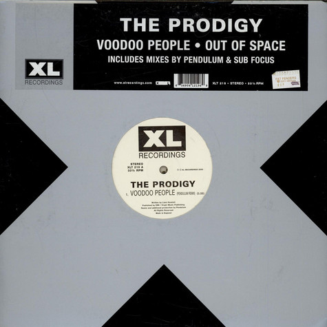 Prodigy, The - Voodoo People • Out Of Space