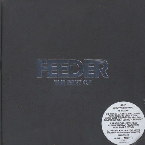 Feeder - The Best Of