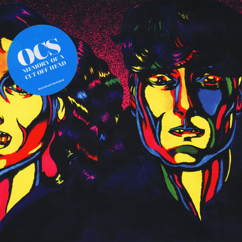 OCS (Oh Sees (Thee Oh Sees)) - Memory Of A Cut Off Head Black Vinyl Edition