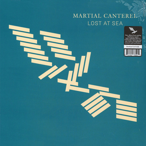 Martial Canterel - Lost At Sea