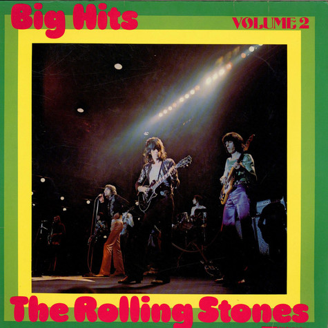 Rolling Stones, The - Big Hits Volume 2