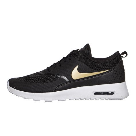 2f26ee199e99 Nike - WMNS Air Max Thea J (Black   Metallic Gold   White)