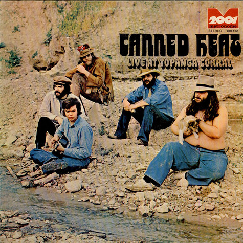 Canned Heat - Live At Topanga Corral