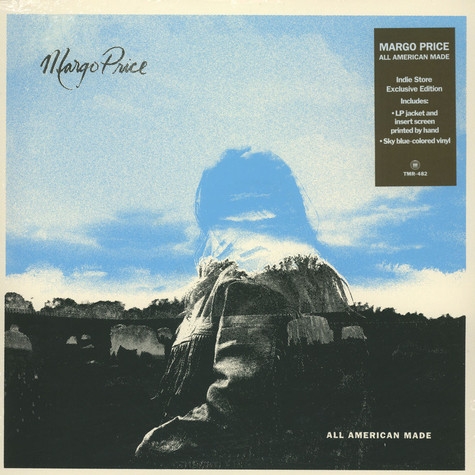 Margo Price - All American Made Sky Blue Vinyl Edition