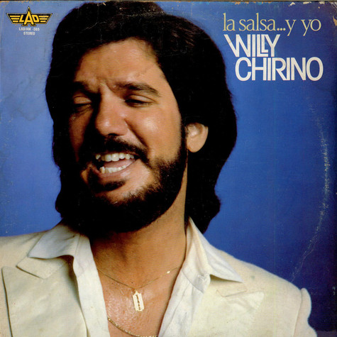 Willy Chirino - La Salsa... Y Yo