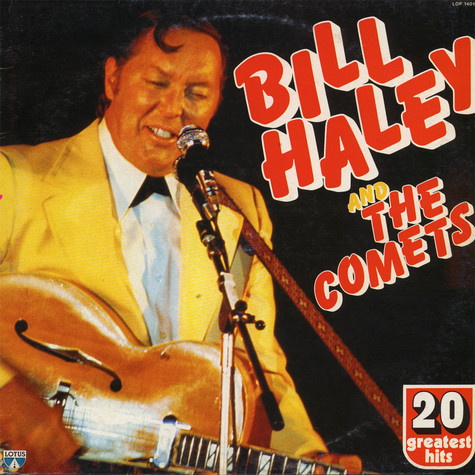Bill Haley And His Comets - 20 Greatest Hits