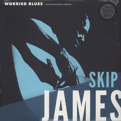 Skip James - Worried Blues
