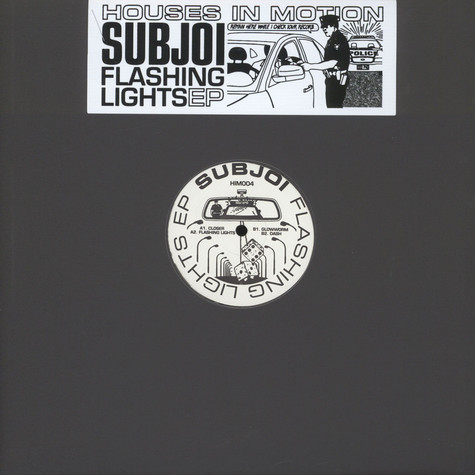 Subjoi - Flashing Lights EP