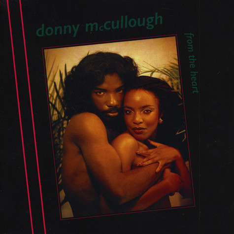 Donny McCullough - From The Heart