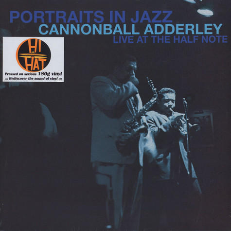 Cannonball Adderley - Portraits In Jazz - Live At The Half Note