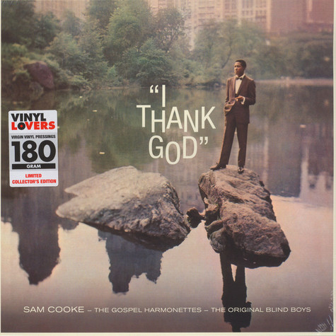 Sam Cooke - I Thank God