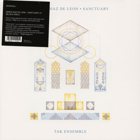 Mario Diaz De Leon with TAK Ensemble - Sanctuary