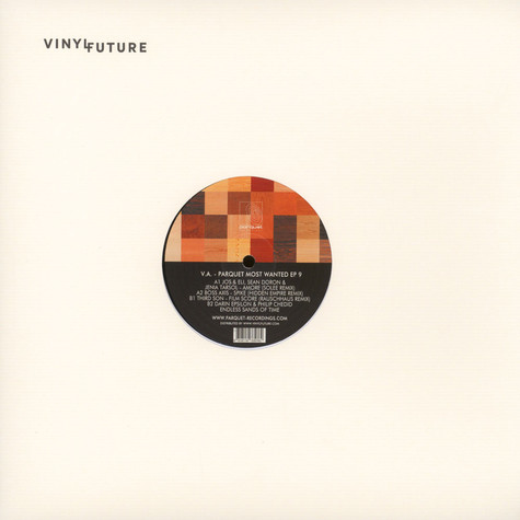 V.A. - Parquet Most Wanted EP 9