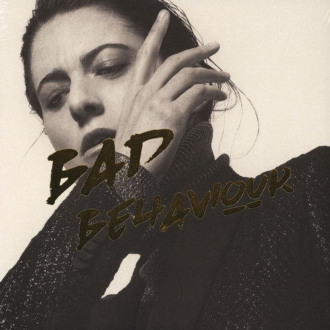 Kat Frankie - Bad Behaviour Transparent Vinyl Edition