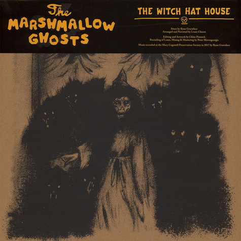Marshmallow Ghosts - OST Witch Hat House