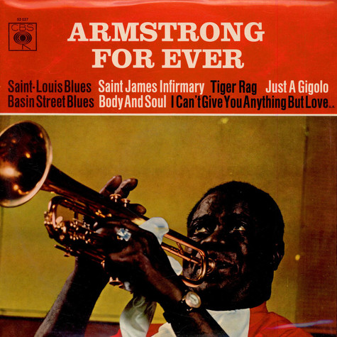 Louis Armstrong - Armstrong For Ever