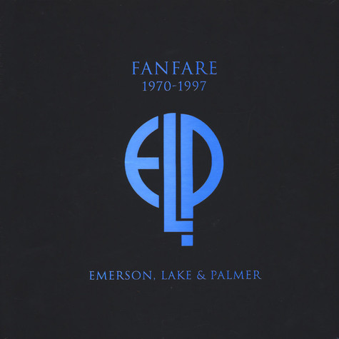 Emerson, Lake & Palmer - Fanfare 1970-1997 Super Deluxe Box Set