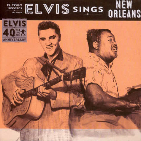 Elvis Presley - Sings New Orleans